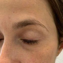 Augenbraue ohne Physicians Formula Brow Last Longwearing Brow Gel, Farbe: Medium Brown
