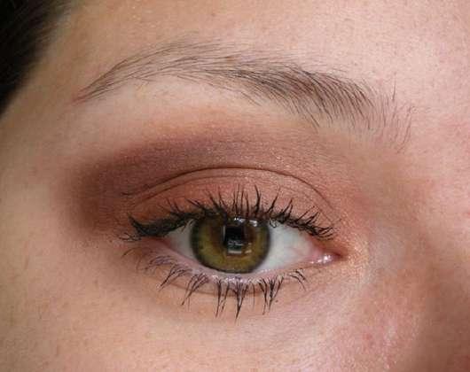Augen Make-up mit Lidschatten aus der Physicians Formula Butter Eyeshadow Palette, Farbe: Tropical Days