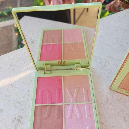 Pixi Cheeks Nuance Quartette Blush Quad, Farbe: Sugar Blossom