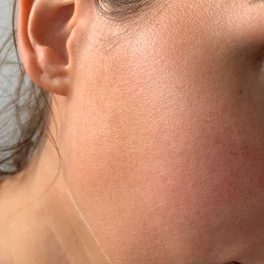 Haut ohne Blush