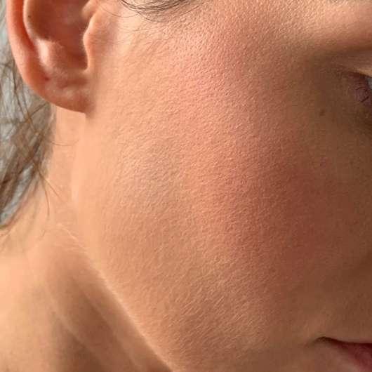 Haut mit Blush