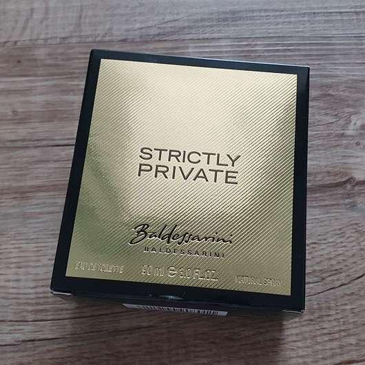 Baldessarini Stricktly Private Eau de Toilette
