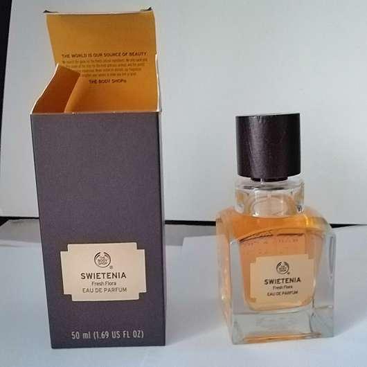 The Body Shop Swietenia Fresh Flora Eau de Parfum