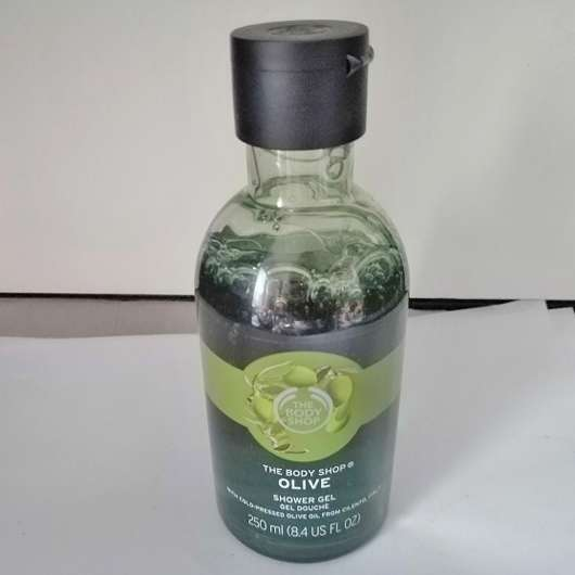 <strong>The Body Shop</strong> Olive Shower Gel