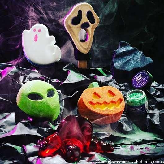 LUSH Halloween Kollektion 2021 👻