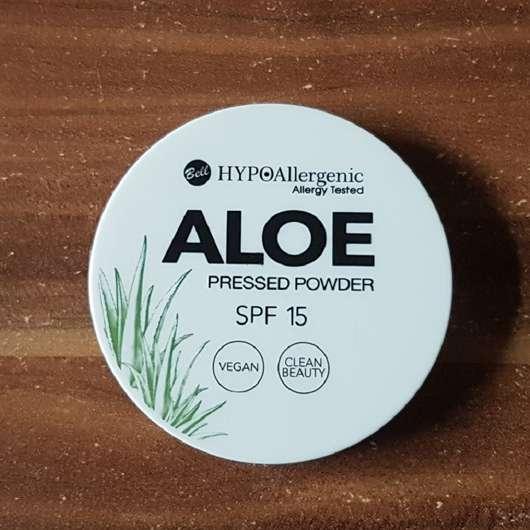 Bell HYPOAllergenic Aloe Pressed Powder SPF 15, Farbe: 03 Natural