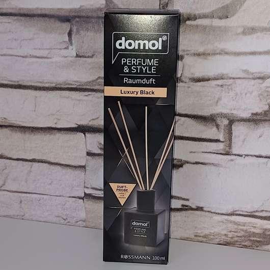 domol Perfume & Style Raumduft Luxury Black