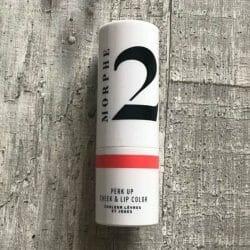 Produktbild zu Morphe 2 Perk Up Cheek & Lip Color – Farbe: Hibiskus Hottie