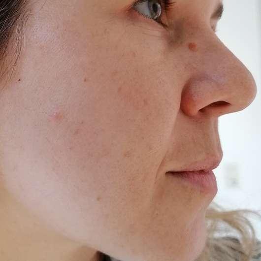 Haut ohne lavera Naturkosmetik Tinted Moisturising Cream 3in1 Q10, Farbe: Ivory Nude 02