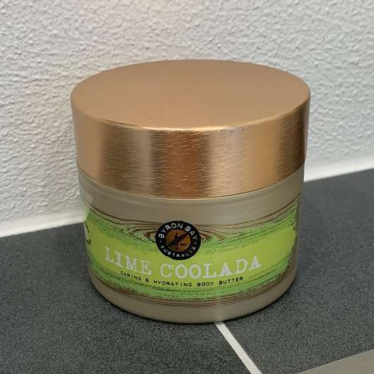 <strong>BYRON BAY AUSTRALIA</strong> Lime Coolada Caring & Hydrating Body Butter
