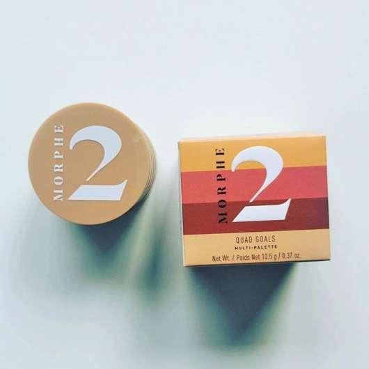 Morphe 2 Quad Goals Muli-Palette, Farbe: Stay Golden