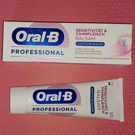 Oral-B Professional Sensitivität & Zahnfleisch Balsam