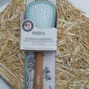 PARSA Beauty Nature Haarbürste Kork Wet & Dry mint