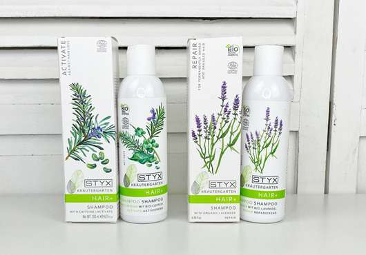 STYX Naturcosmetic Kräutergarten Shampoo