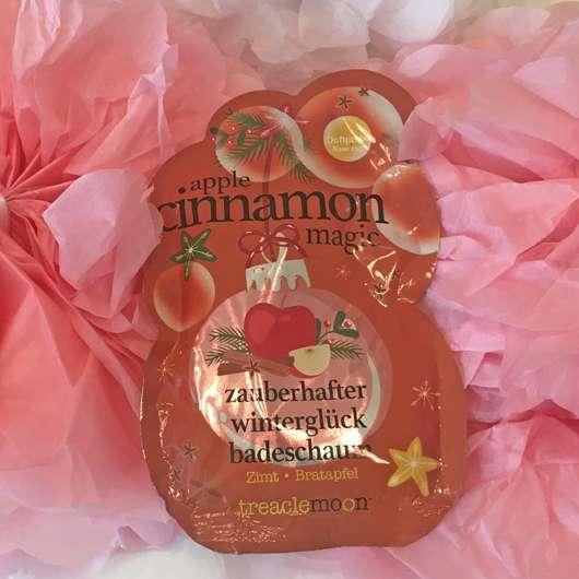 treaclemoon apple cinnamon magic badeschaum (LE)
