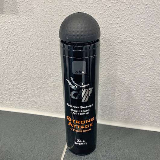Cliff Energy Shower Strong Attack & Tigergras