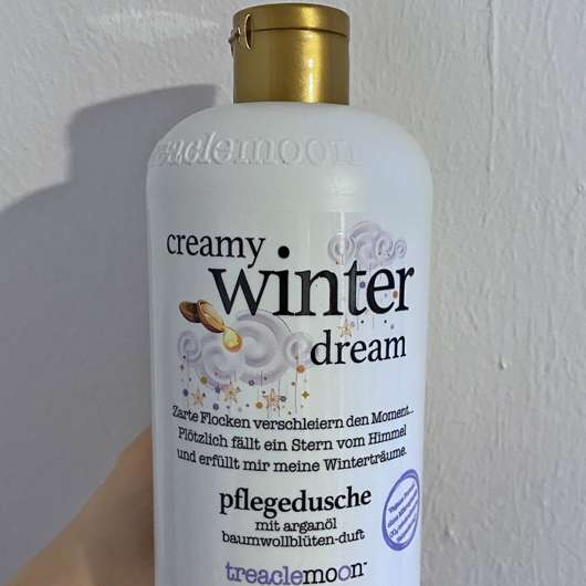 treaclemoon creamy winter dream Pflegedusche (LE)