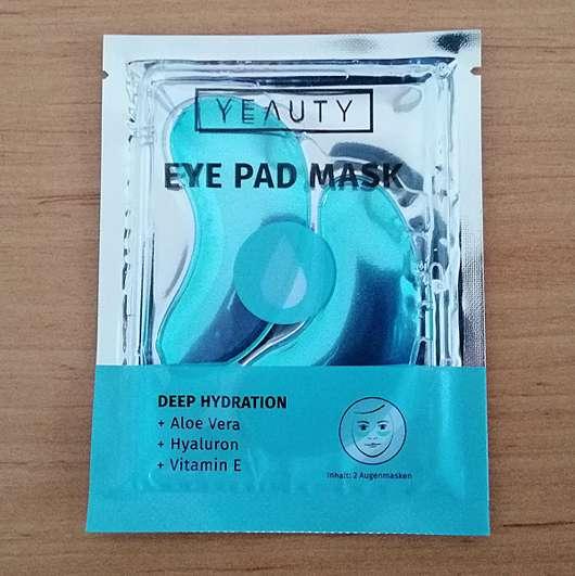YEAUTY Eye Pad Mask Deep Hydration