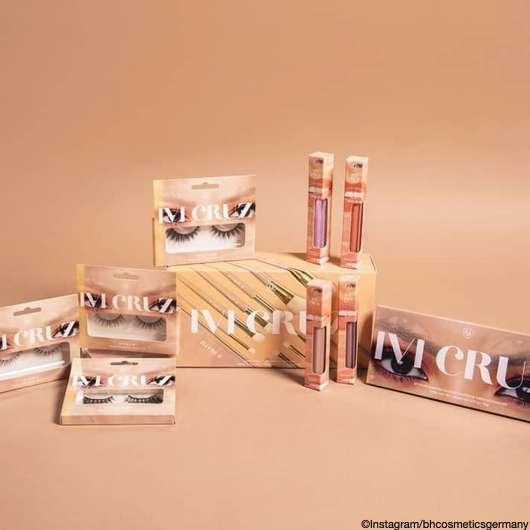 bh cosmetics X IVI CRUZ Collection