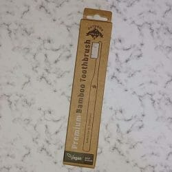 Produktbild zu Outdoor Freakz Premium Bambus Zahnbürste