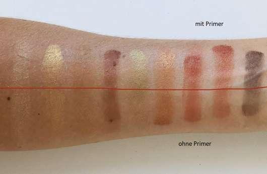 Pixi Eye Effects Shadow Palette, Farbe: Hazelnut Haze