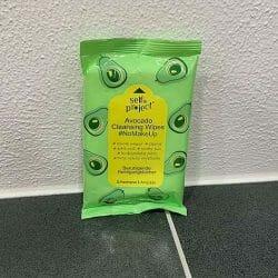 Produktbild zu Selfie Project Avocado Cleansing Wipes