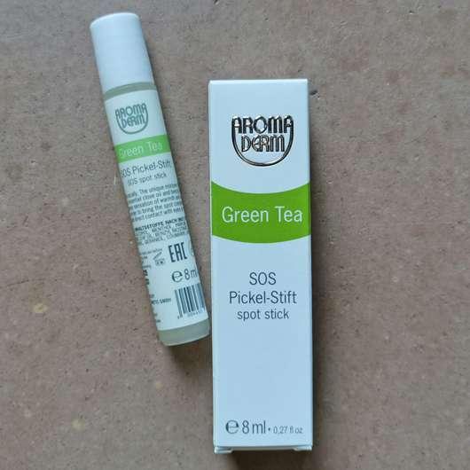 STYX Naturcosmetic Green Tea SOS Pickel-Stift