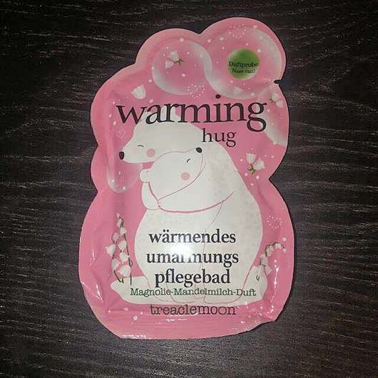 treaclemoon warming hug pflegebad (LE)