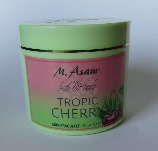 M.Asam Tropic Cherry Körpersoufflé