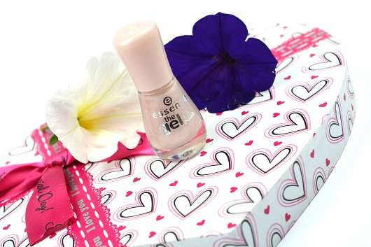 essence the gel nail polish, Farbe: 04 our sweetest day