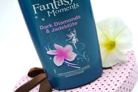 Fa Fantasy Moments Dark Diamonds & Jadeblüte Duschcreme