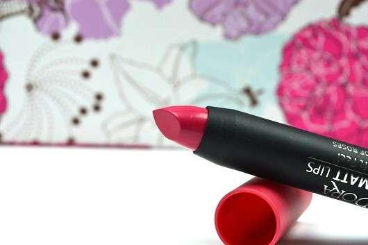 IsaDora Twist-up Matt Lips, Farbe: 64 Queen Of Roses