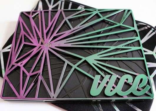 Urban Decay VICE4 Lidschatten Palette (LE)