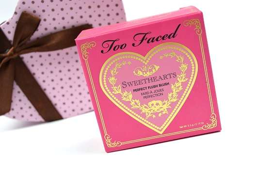 Too Faced Sweethearts Blush, Farbe: Something About Berry