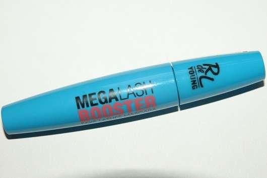 Rival de Loop Young Mega Lash Booster waterproof Mascara, Farbe: Black