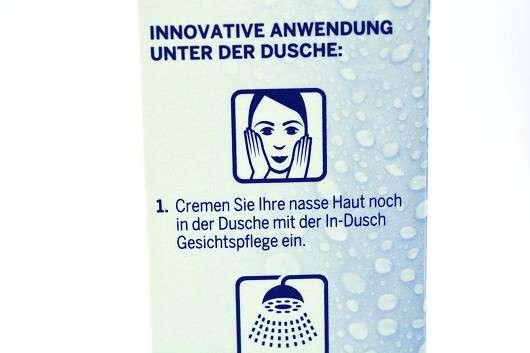 Nivea In-Dusch Gesichtspflege (trockene & sensible Haut)
