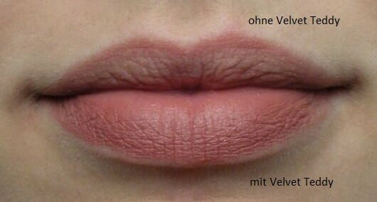 M·A·C Lipstick, Farbe: Velvet Teddy