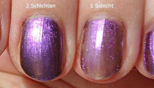 Douglas Make-up Chameleon Nagellack, Farbe: Spectral Purple