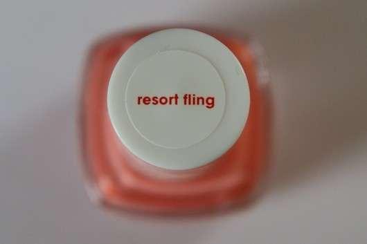 essie Nagellack, Farbe: 318 resort fling