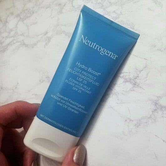 <strong>Neutrogena Hydro Boost</strong> City Protect Feuchtigkeitsfluid mit LSF 25