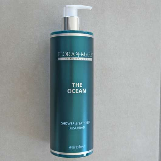 <strong>FLORA MARE</strong> The Ocean Shower & Bath Gel