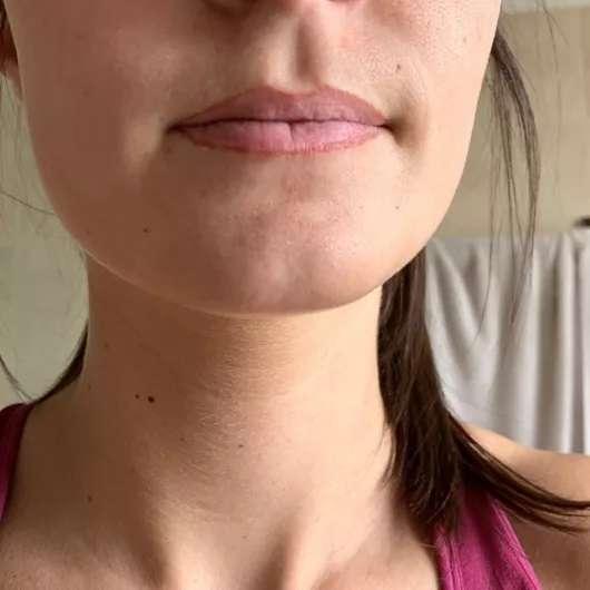 Lippen mit Lip Liner
