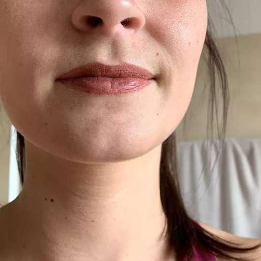 Lippen mit Liquid Lipstick und Lip Liner