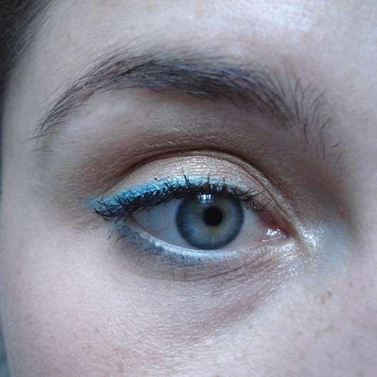 Make up Factory Smoky Liner, Farbe: 15 Little Mermaid - Tragebild am Auge