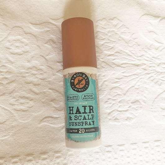 BYRON BAY AUSTRALIA Hair & Scalp Sunspray LSF 20
