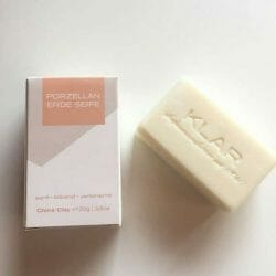 Produktbild zu Klar Seifen Porzellanerdeseife