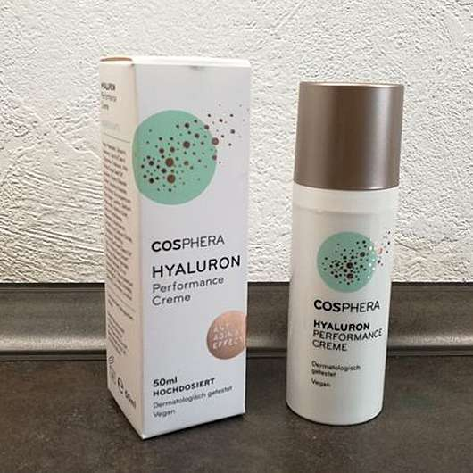 <strong>COSPHERA</strong> Hyaluron Performance Creme