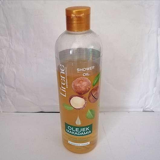 Lirene Shower Oil mit Macadamia & Monoi
